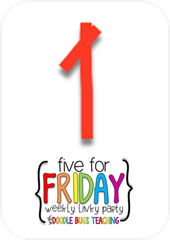 Five for friday 1